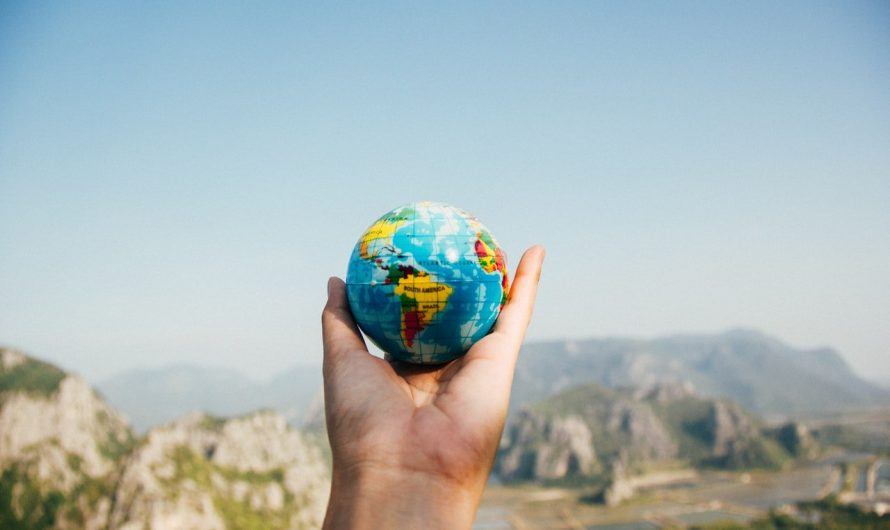 Que faire avec le globe terrestre ?