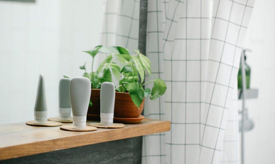 Quel tissu choisir pour votre rideau de douche ?