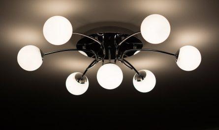 décorer votre chambre avec des lampes lunaires